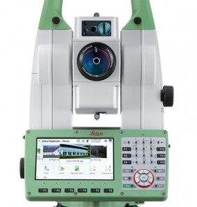 роботизований тахеометр Leica TS16