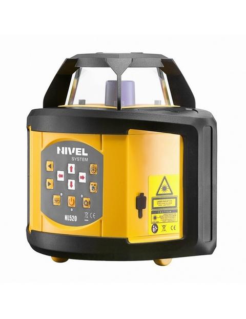 nivel system nl520 ротаційний нівелір