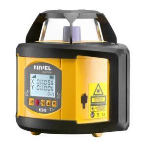 nivel system nl540 ротаційний нівелір
